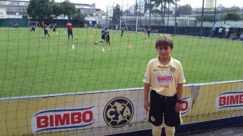 Un talent mexicain star de la semaine sur la Dream Football