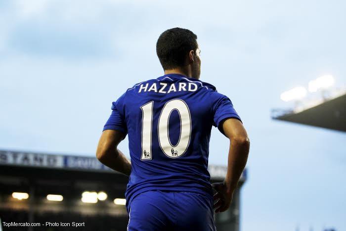 Le Real tend l'oreille au sujet de Hazard