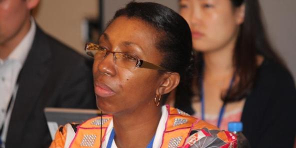 Jeannine Mabunda : « Assez de la caricature 'RDC, capitale mondiale du viol' »
