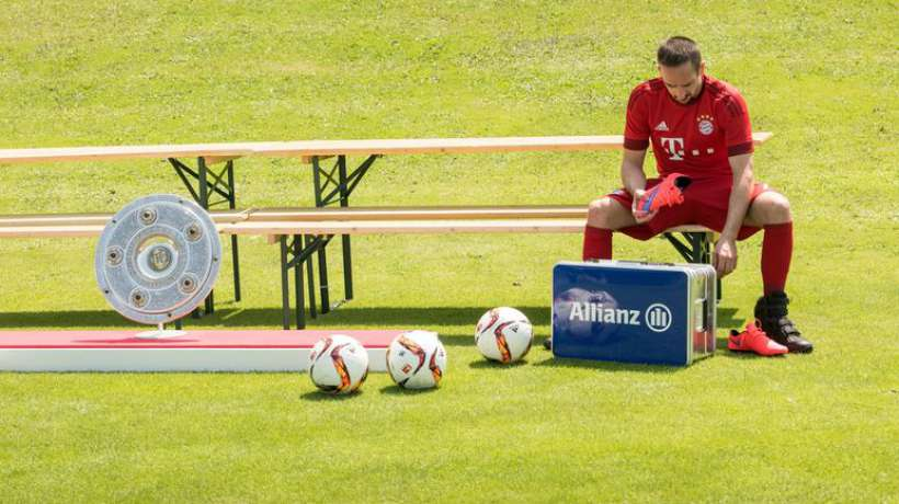 Le Bayern a son plan pour le retour de Ribéry