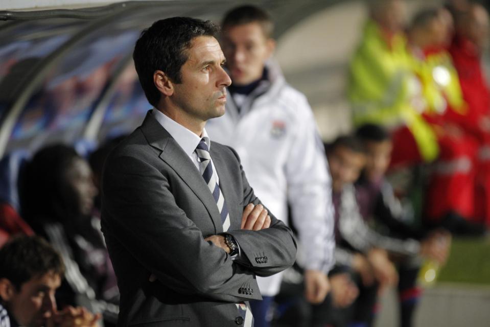 Aston Villa: L'ancien entraîneur de Lyon Rémi Garde nommé coach