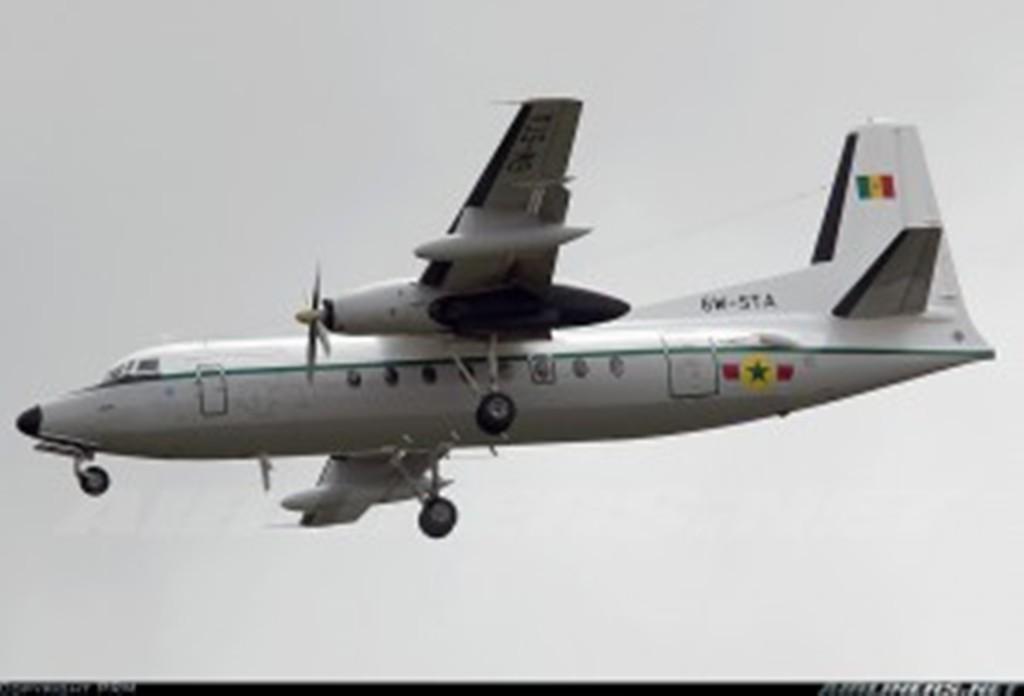 Frayeur sur un vol d'un Fokker de l'armée : Abdoulaye Sall échappe à un crash