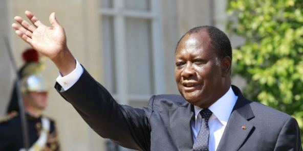 Côte d'Ivoire : son élection confirmée par le Conseil constitutionnel, Alassane Ouattara prêtera serment ce mardi