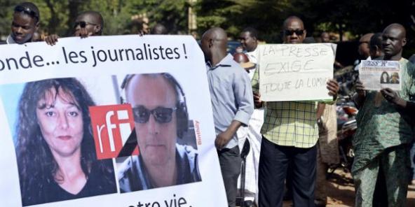 Journalistes français tués au Mali : Paris annonce la levée du secret-défense « d'ici la fin de l'année »