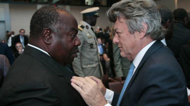 Borloo pour l'électrification de l'Afrique