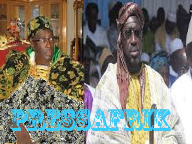 Les deux grands Serigne de Dakar  à couteaux tirés, le Parc à Mazout ravive la tension