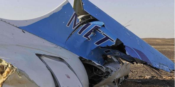 Crash en Égypte : les Britanniques craignent qu'un « engin explosif » soit à l'origine du drame