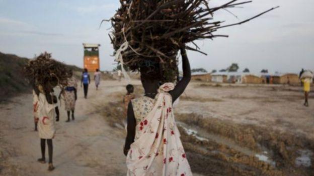 """Le Soudan du Sud """"se fournit en armes"""""""