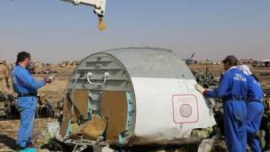 Egypte : la piste terroriste se précise