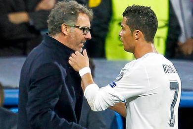 PSG : voici ce qu'aurait dit Ronaldo à Blanc...