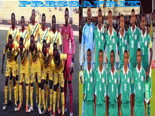 Le Nigeria rejoint le Mali en finale du Mondial des U17