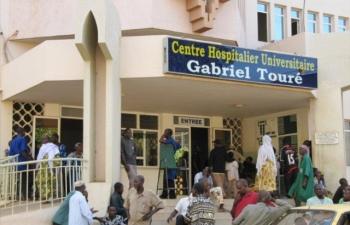 Mali: Le syndicat du CHU Gabriel Touré de Bamako tient un sit-in quotidien