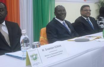 Universités publiques: Le Premier ministre ivoirien remet des ouvrages d'une valeur de 340 millions FCFA