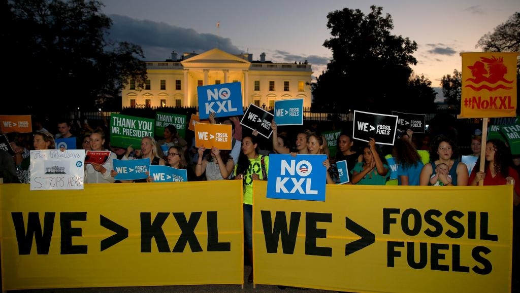 Barack Obama enterre le projet d'oléoduc Keystone XL avec le Canada
