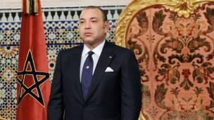 Le roi du Maroc est au Sahara occidental à l'occasion du 40e anniversaire de la Marche verte.