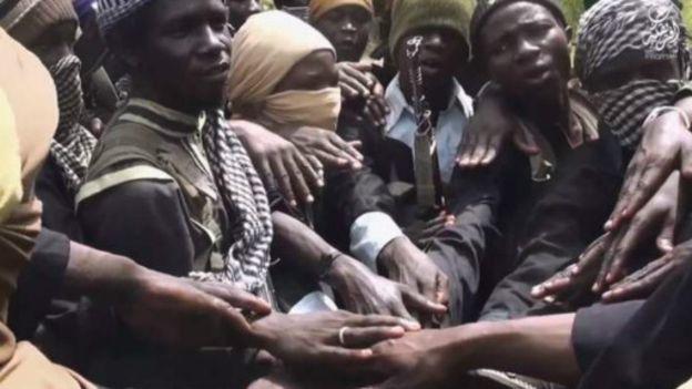 Un djihadiste arrêté au Nigeria