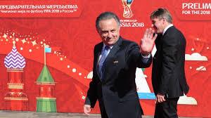 Rapport AMA sur le dopage dans l'athlétisme: la réaction du ministre Russe des Sports