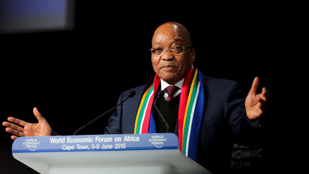 Afrique du Sud: le projet d'avion présidentiel qui fait scandale