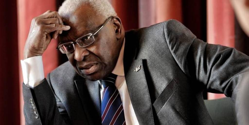 Dopage Athlétisme: Lamine Diack démissionne du CIO
