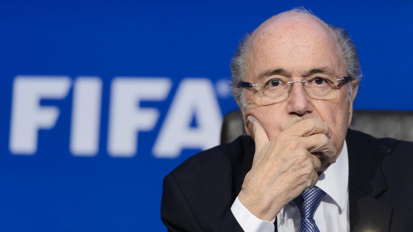 FIFA : Joseph Blatter hospitalisé