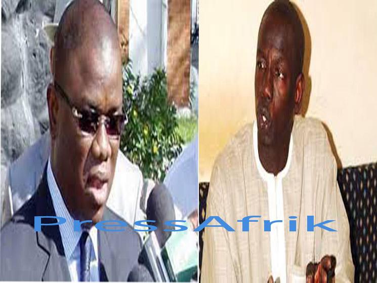 Audits des marchés 2013-2014: Baldé et Wilane épinglés