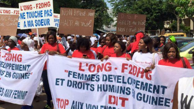 Guinée : le rappeur Tamsir Touré arrêté