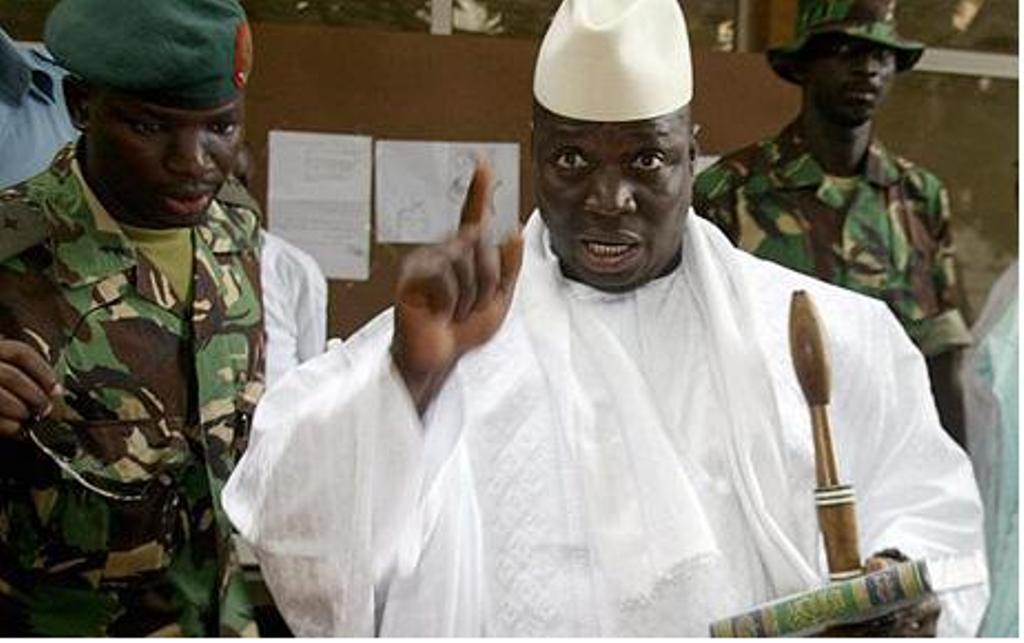 Yaya Jammeh : « Macky Sall est une marionnette… »