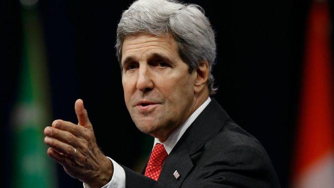 John Kerry à Tunis