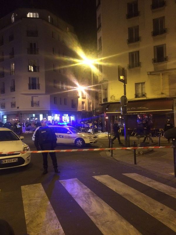 Fusillade en cours dans le Xe arrondissement de Paris, plusieurs morts