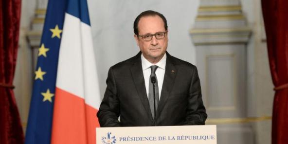 La France « en guerre » après 128 morts dans des attentats revendiqués par le groupe État islamique
