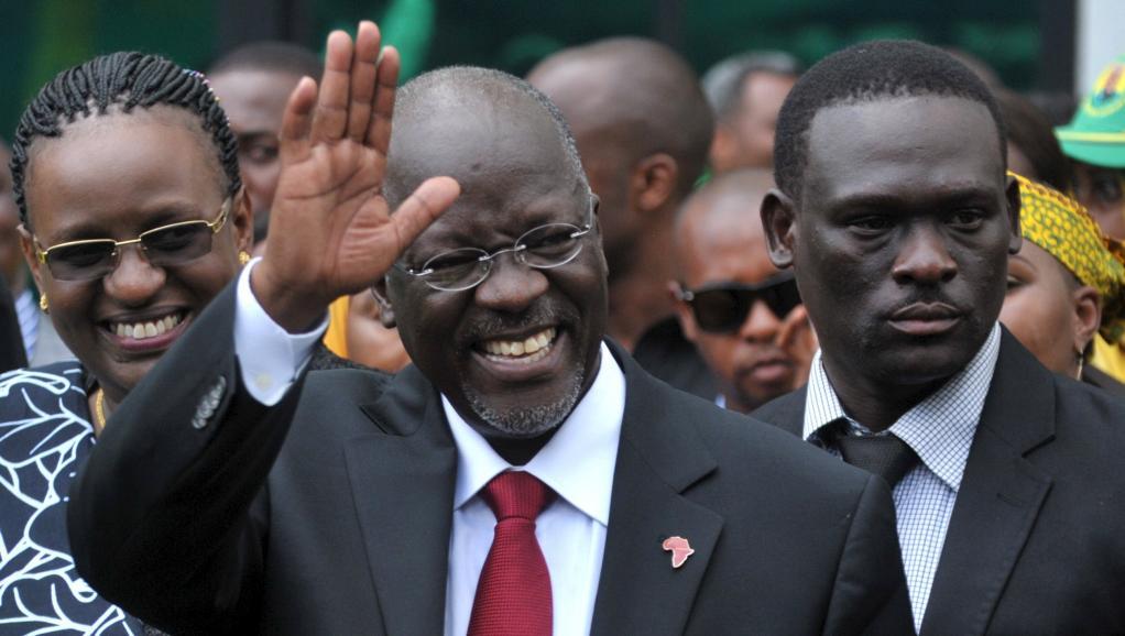 Tanzanie: tout juste élu, le président Magufuli impose son style