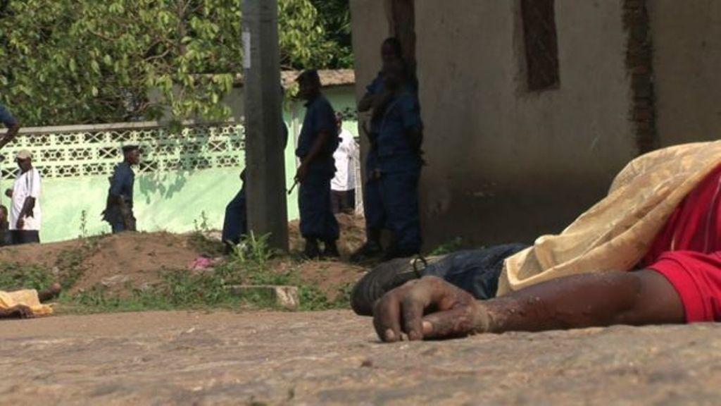 Au moins quatre morts au Burundi