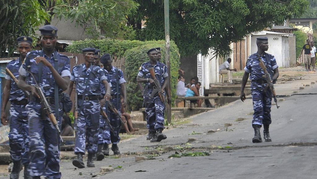 Burundi: opération policière musclée dans le quartier de Ngagara