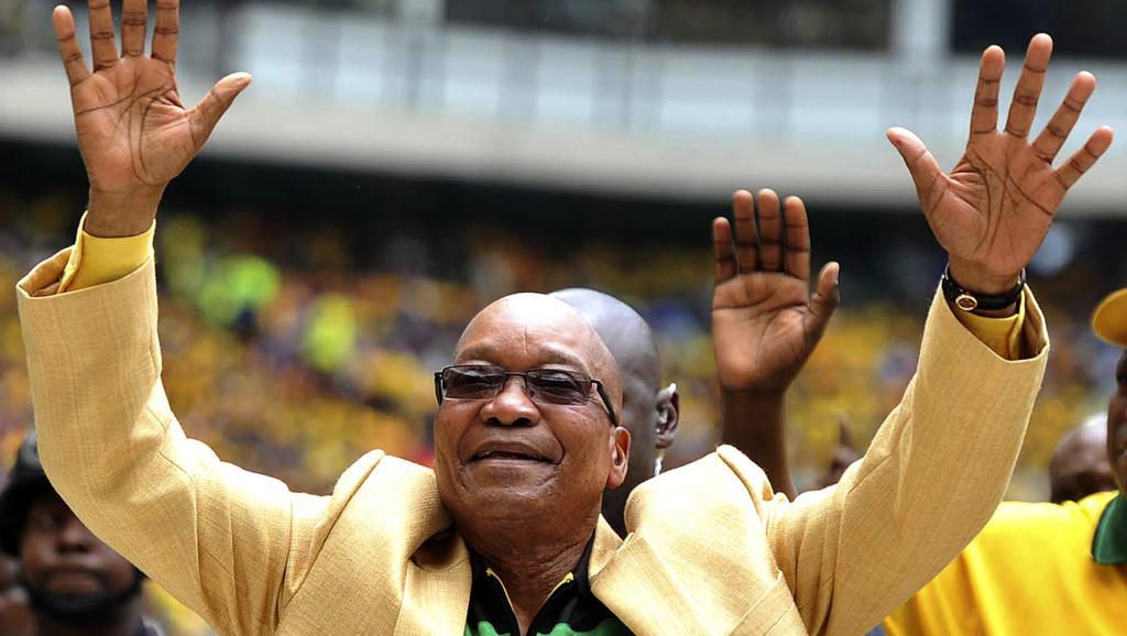 Les bourdes de Zuma sur l'ANC, «plus important» que l'Afrique du Sud
