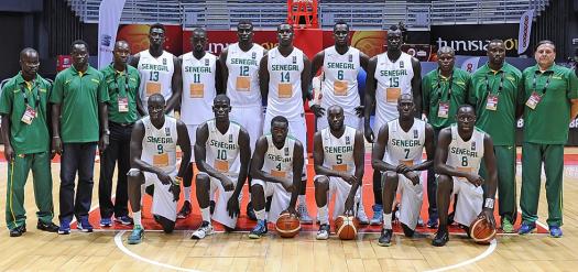 Classement mondial Fiba 2015 : Le Sénégal en 6éme position en Afrique et 39éme mondial