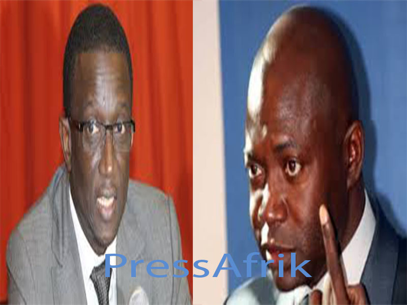 Politique Secrétariat exécutif de l'Apr : Amadou Bâ et Sitor Ndour font leur entrée