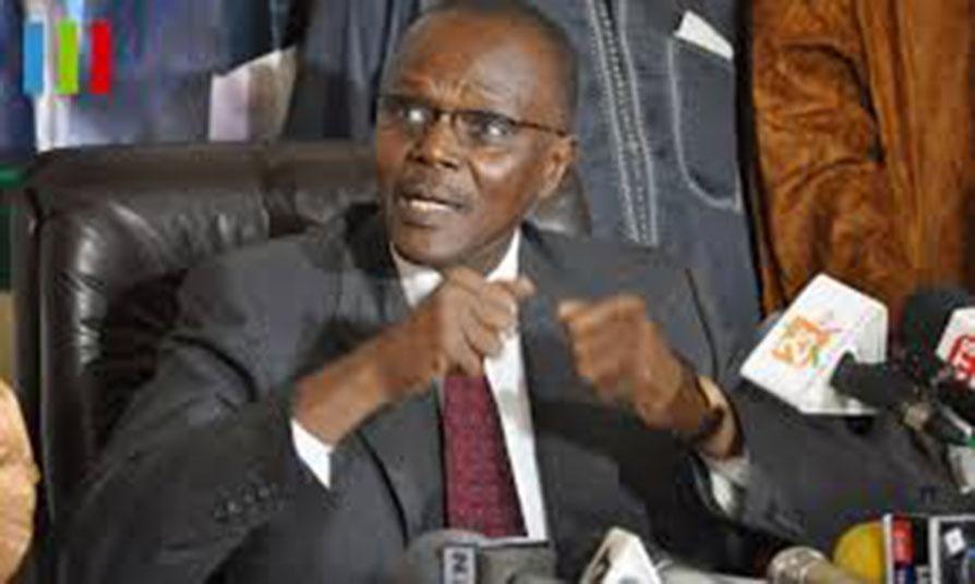Interdiction de la burqa : Ousmane Tanor Dieng approuve la mesure