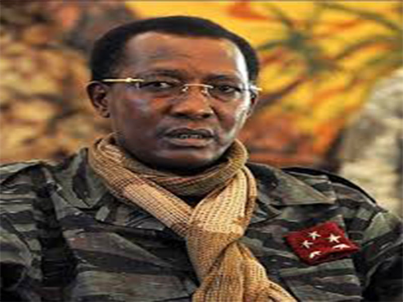 Idriss Déby Itno, président Tchadien condamne l'attaque terroriste au Mali