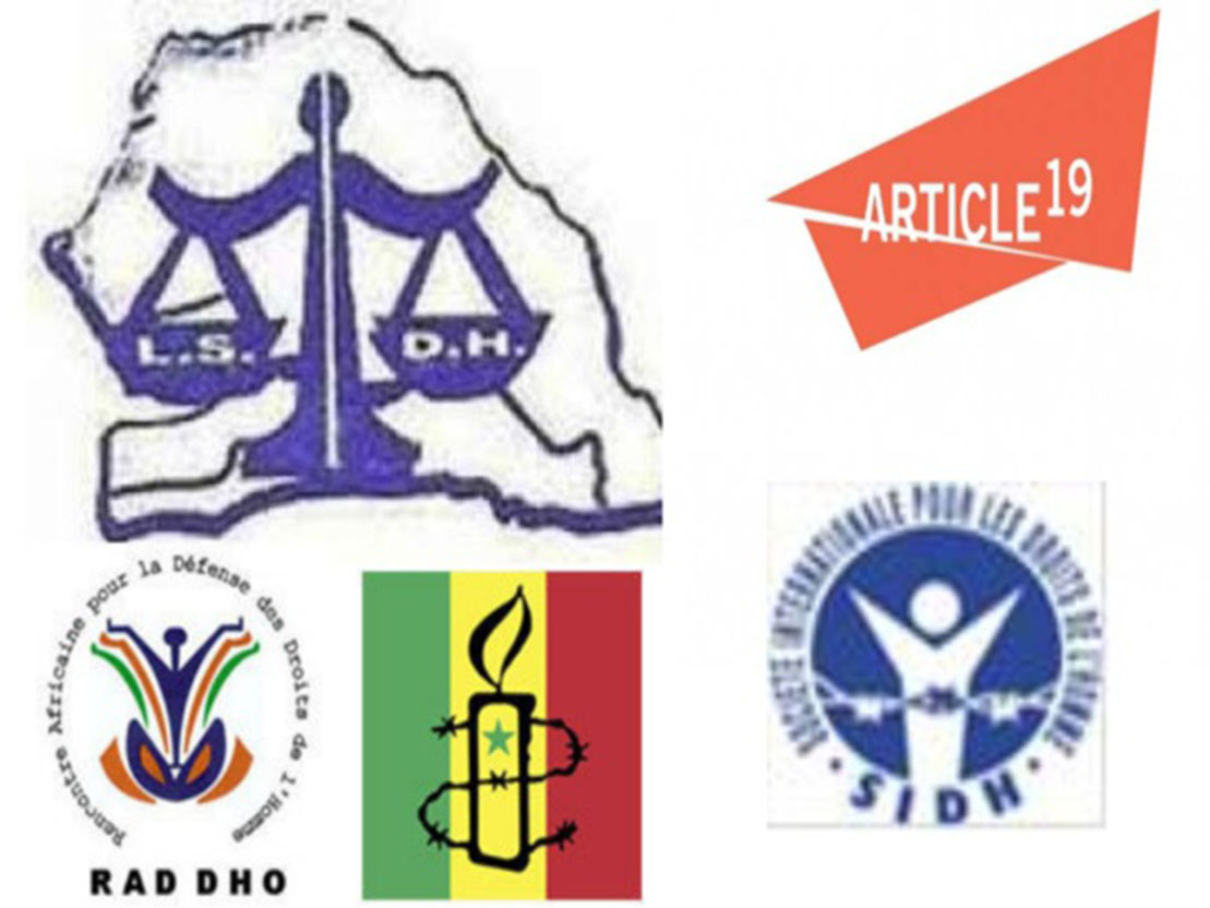 Mort  de Babacar Ndong dans la Brigade de Hann: Amnesty international, SIDH et LSDH exigent une information judiciaire