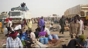251 nigériens déportés d'Algerie