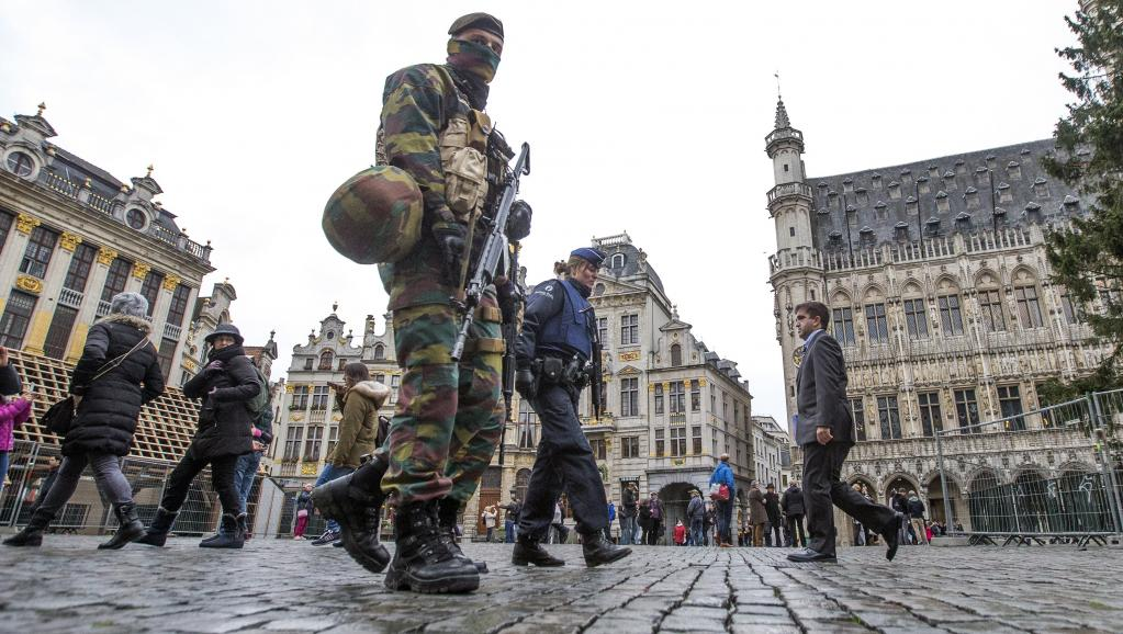 Menace terroriste: Bruxelles en alerte maximale