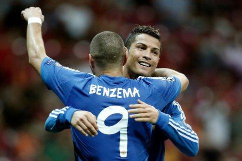 Sans Benzema, 'Ronaldo n'y arrive pas'
