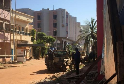 Attentat  terroriste au Radisson Blu de Bamako: les maliens de Dakar condamnent des attaques meurtrières