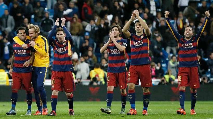 FC Barcelone : les Catalans euphoriques après le Clasico