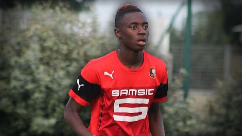 Info FM : à la découverte de James Siliki, jeune espoir de Rennes