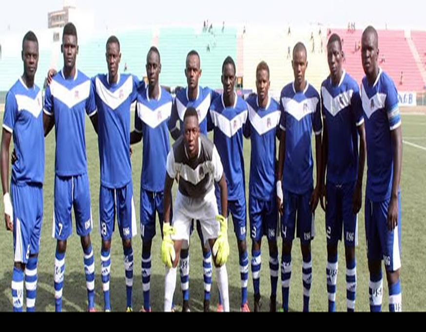 Football - LIGUE 1 : Us Gorée nouveau leader