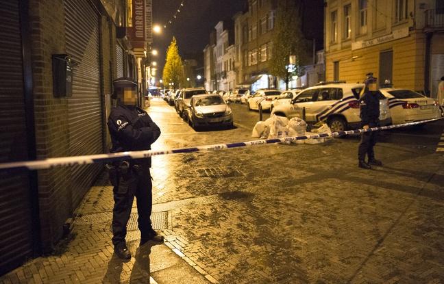 """""""Différentes opérations en cours"""" en Belgique en lien avec """"la menace terroriste"""""""