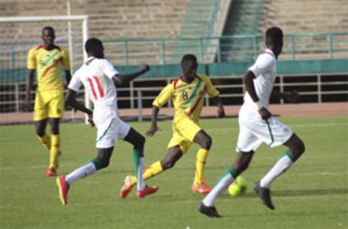 Préparation CAN U 23: le Sénégal et le Mali se neutralisent