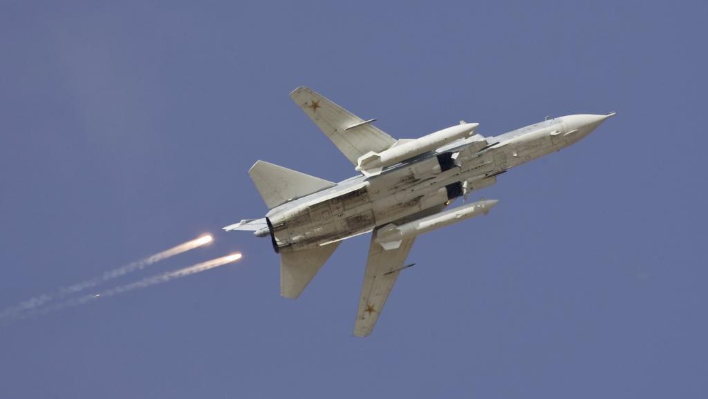 Un avion russe abattu par la Turquie à la frontière turco-syrienne