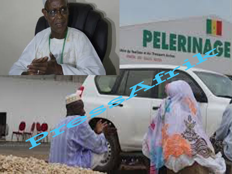 Mesures drastiques pour corriger les lacunes: la dissolution du commissariat au pèlerinage lancée